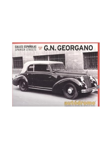 SPANISH STREETS BY G.N.GEORGANO