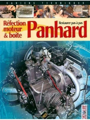 REFECTION MOTEUR & BOITE PANHARD - RESTAURER PAS A PAS