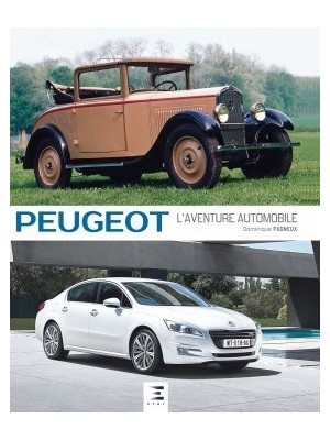 PEUGEOT L'AVENTURE AUTOMOBILE