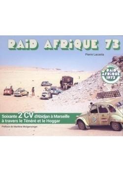 RAID AFRIQUE 73