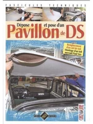 DEPOSE ET POSE D'UN PAVILLON DE DS