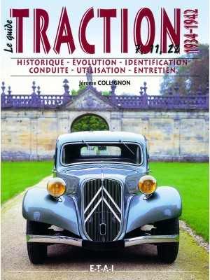 LE GUIDE TRACTION VOL1 1934-1942