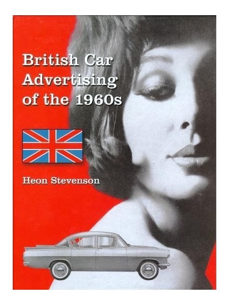 BRITISH CAR ADVERTISING 1960's