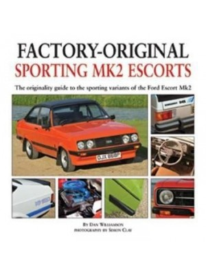 FACTORY-ORIGINAL SPORTING MK2 ESCORTS