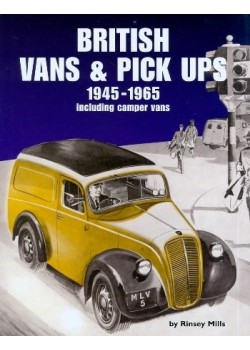BRITISH VANS AND PICK-UPS 1945-1965