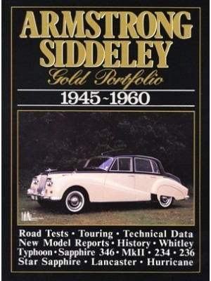 ARMSTRONG SIDDELEY 1945-60 - GOLD PORTFOLIO