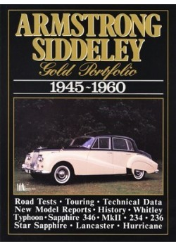 ARMSTRONG SIDDELEY 1945-60 - GOLD PORTFOLIO