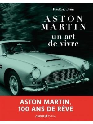 ASTON MARTIN UN ART DE VIVRE