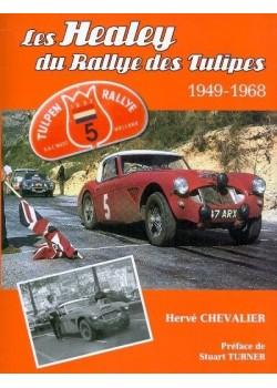 LES HEALEY DU RALLYE DES TULIPES 1949-1968