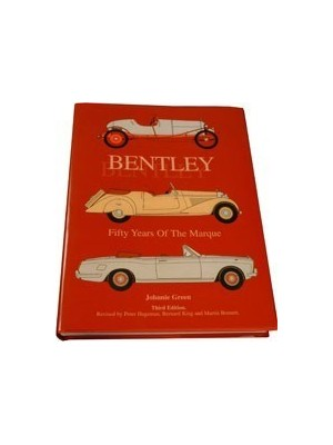 BENTLEY 50 YEARS OF THE MARQUE