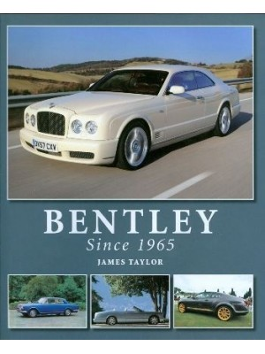 BENTLEY SINCE 1965