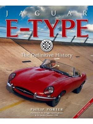 JAGUAR E-TYPE DEFINITIVE HISTORY  2nd Edition