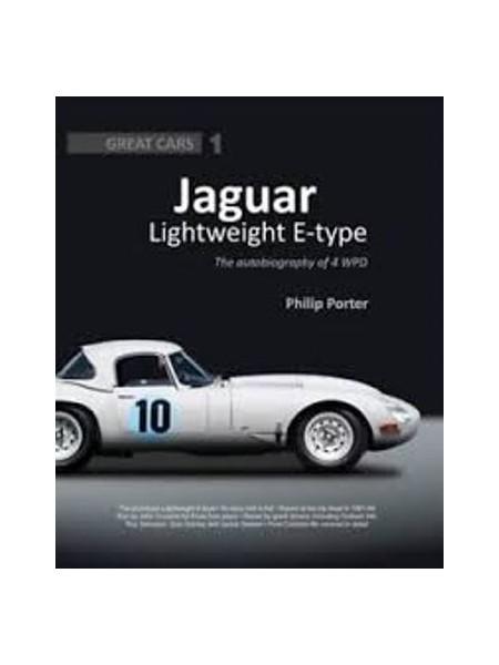 JAGUAR LIGHTWEIGHT E-TYPE : THE AUTOBIOGRAPHY OF 4 WPD