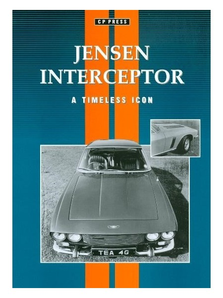 JENSEN INTERCEPTOR A TIMELESS ICON