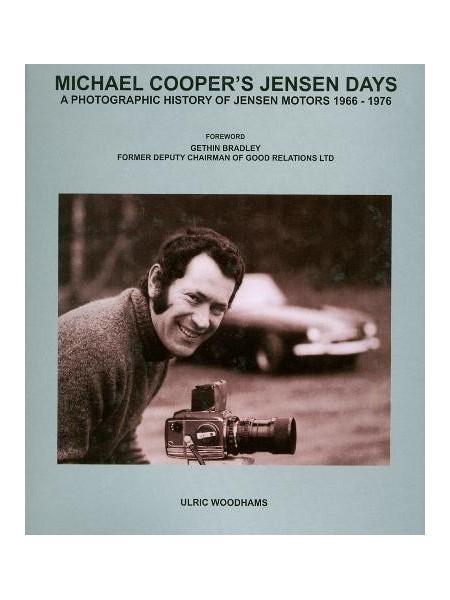 MICHAEL COOPER'S JENSEN DAYS