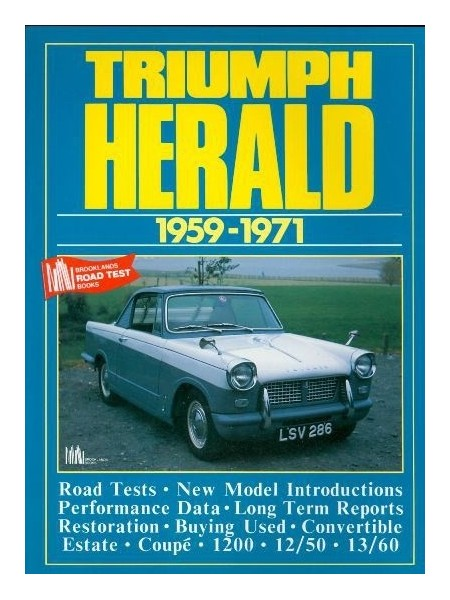 TRIUMPH HERALD 1959-71