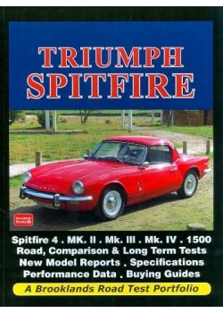TRIUMPH SPITFIRE - ROAD TEST PORTFOLIO