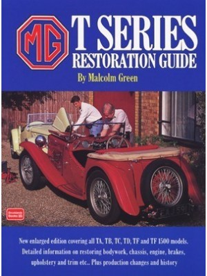 MG T SERIES RESTORATION GUIDE ( TF to TF1500)