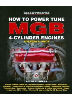 HOW TO POWER TUNE MGB 4 CYL. ENGINES OP