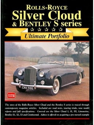 ROLLS ROYCE SILVER CLOUD BENTLEY S SERIE ULTIMATE PORTFOLIO