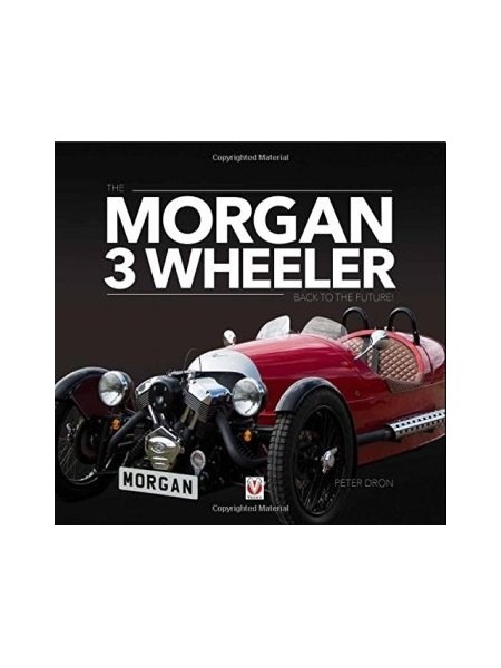 MORGAN THREE WHEELER BACK TO THE FUTURE