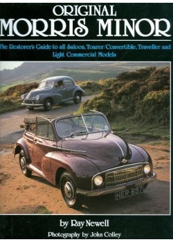 ORIGINAL MORRIS MINOR THE RESTORER'S GUIDE TO ...