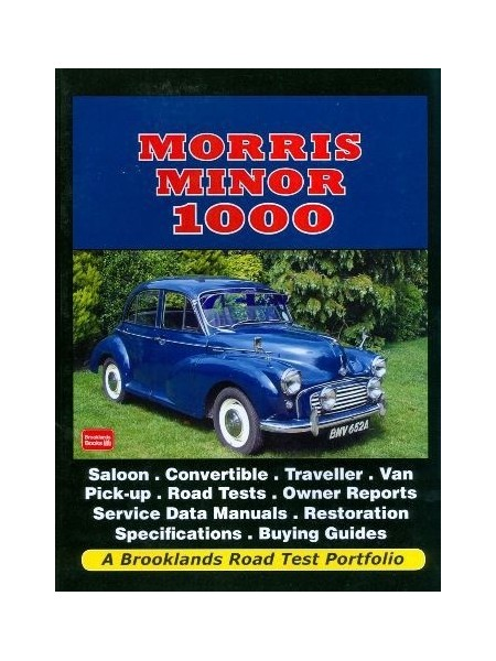 MORRIS MINOR 1000 - ROAD TEST PORTFOLIO