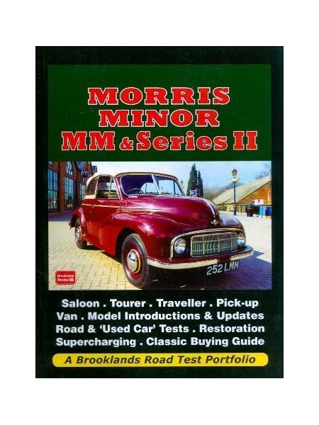 MORRIS MINOR MM & SERIES II - ROAD TEST PORTFOLIO