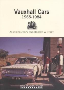 VAUXHALL CARS 1965-1984