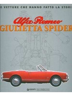 ALFA ROMEO GIULIETTA SPIDER - LE VETTURE CHE HANNO FATTO LA STORIA