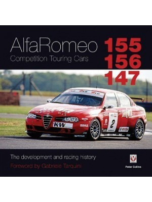 ALFA ROMEO 155-156-147 - COMPETITION TOURING CARS
