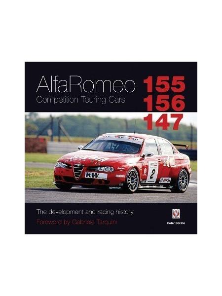 ALFA ROMEO 155-156-147 - COMPETITION TOURING CARS