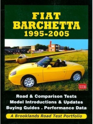 FIAT BARCHETTA 1995-2005 - ROAD TEST PORTFOLIO