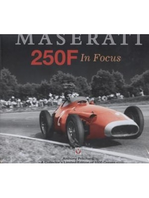 MASERATI 250 F IN FOCUS