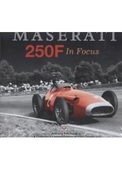 MASERATI 250 F IN FOCUS