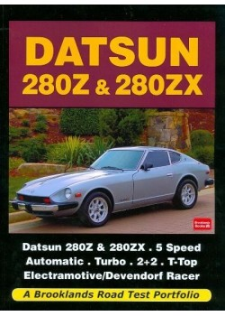 DATSUN 280 Z & 280 ZX - ROAD TEST PORTFOLIO