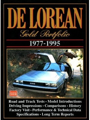 DE LOREAN GOLD PORTFOLIO 1977-1998