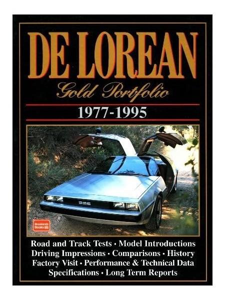 DE LOREAN GOLD PORTFOLIO 1977-1998