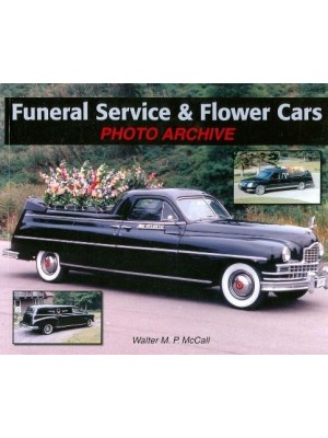 FUNERAL SERVICE & FLOWER CARS - PHOTO ARCHIVE