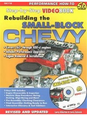 REBUILDING THE SMALL-BLOCK CHEVY- VIDEO BOOK