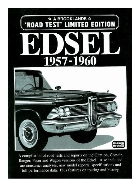 EDSEL LIMITED EDITION 1957-1960