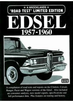 EDSEL LIMITED EDITION 1957-1960