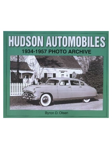 HUDSON AUTOMOBILES - 1934-1957 PHOTOS ARCHIVE