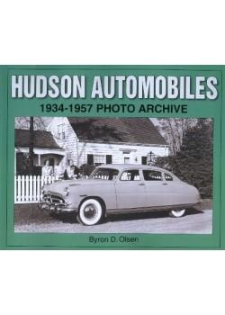 HUDSON AUTOMOBILES - 1934-1957 PHOTOS ARCHIVE