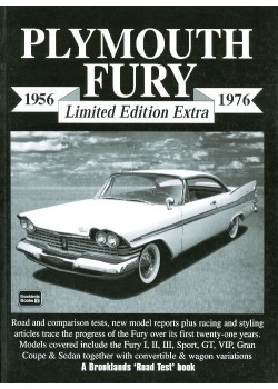 PLYMOUTH FURY 1956/76