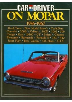 ON MOPAR 1956-1967 CAR & DRIVER