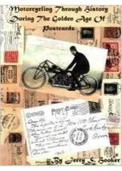MOTORCYCLING THROUGH HISTORY - POSTCARDS