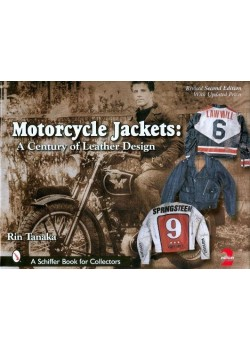 MOTORCYCLE JACKETS A CENTURY OF LEATHER DESIGN