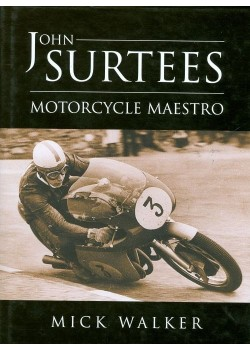 JOHN SURTEES MOTORCYCLE MAESTRO