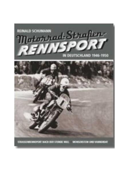 MOTORRAD-STRASSENRENNSPORT 1946-1950